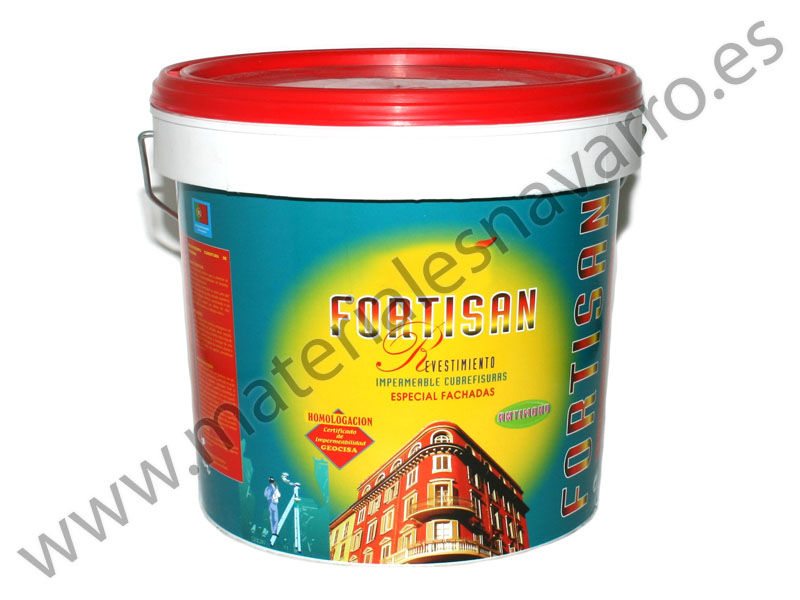 FORTISAN GOMA VERTICAL BLANCO 4,5KG=3L